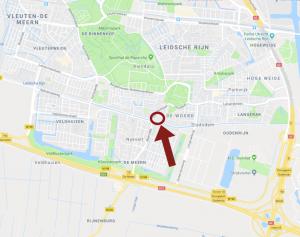 Locatie Klepel maps